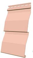 виниловый сайдинг деке цвет Персик